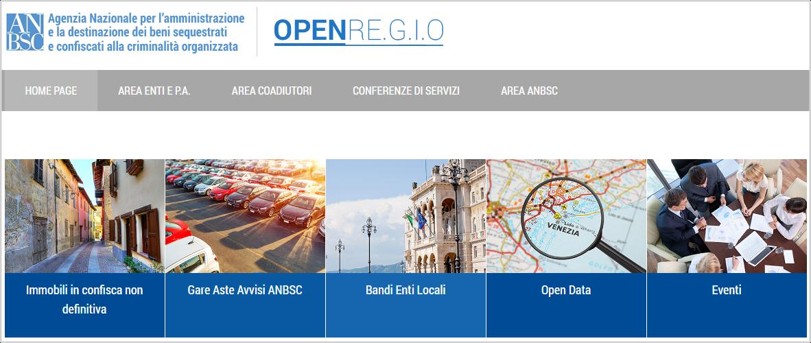 #OpenData su OPEN Re.G.I.O